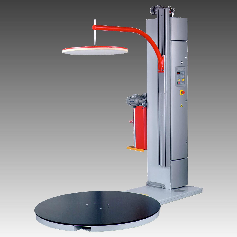Halbautomatischer Stretchwickler WMS-OPTIMUM